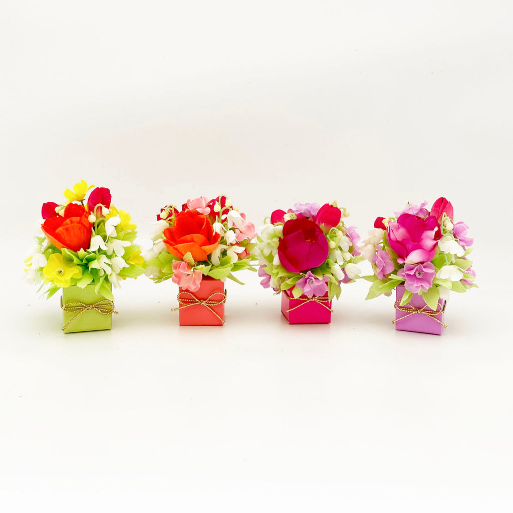1 Piece Spring Floral Box