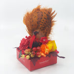 6 Piece Thanksgiving Turkey Truffle Box