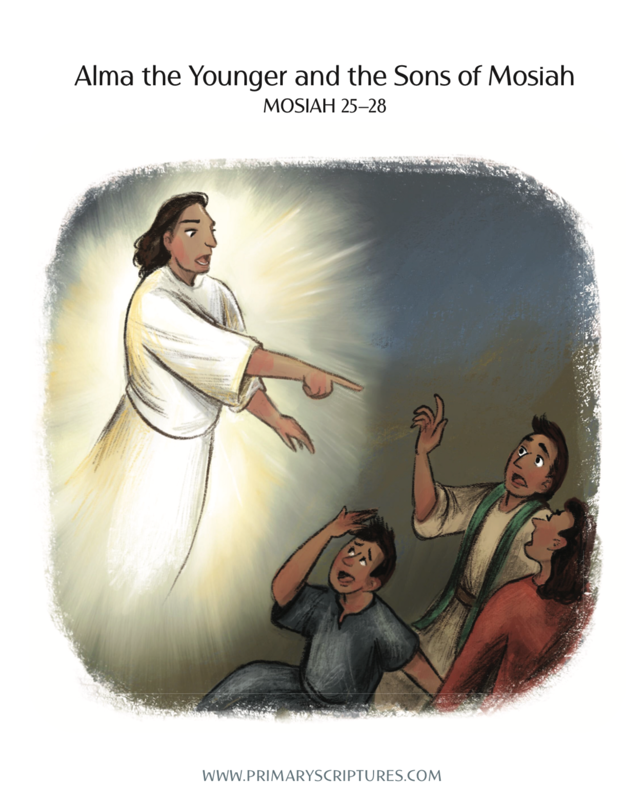 Alma the Younger and the Sons of Mosiah