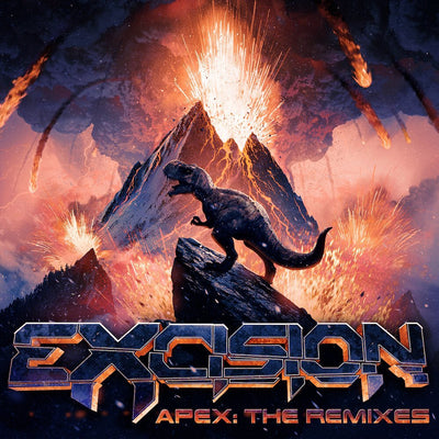 Excision anuncia data para lançamento do álbum Apex: the remixes