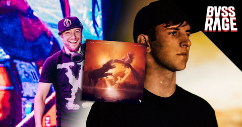 Ouça: Illenium e Excision lançam 'Feel Something', com a participação de I Prevail