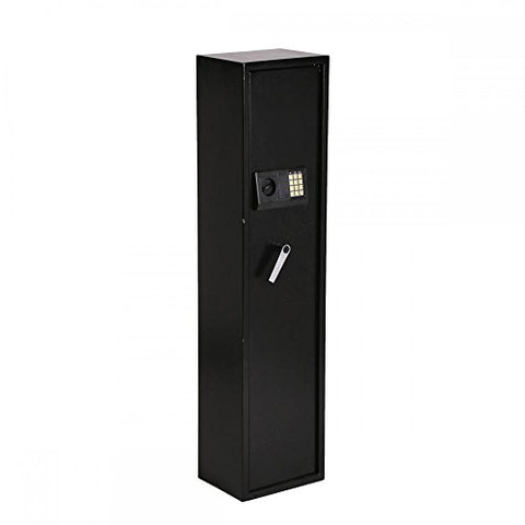 Five-Rifle Electronic Lock Gun Safe