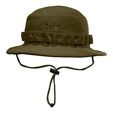 Men's UA Tactical Bucket Hat Headwear by Under Armour One Size Fits All Marine OD Green