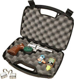 MTM Single Handgun Case for up to 6-Inch Revolver (Black)