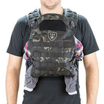 Tactical Black Camo Baby Carrier