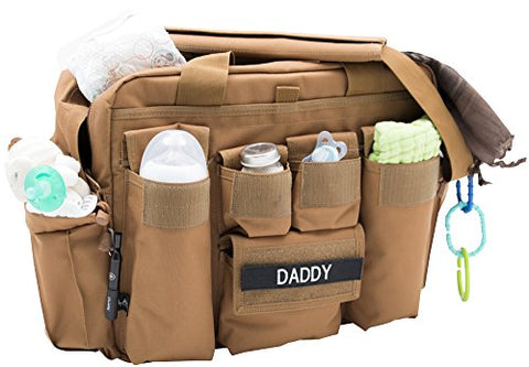 LA Police Gear Tactical Diaper Bag