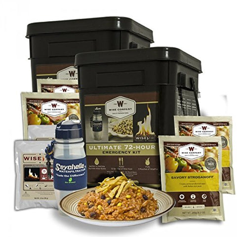 Wise Company 3-Day Ultimate Dried Food Pack