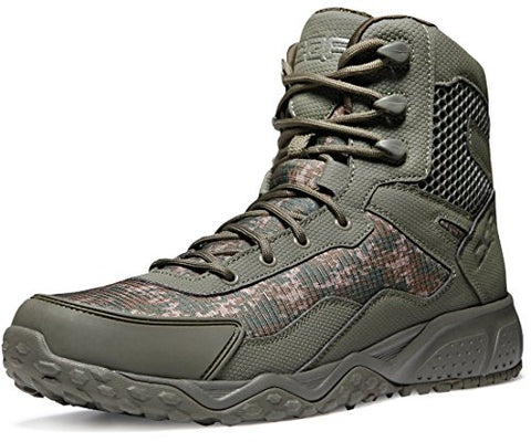 CQR Men's Lace-up Combat Tactical Boot