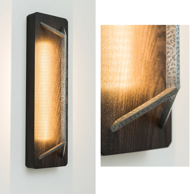 Rune sconce - Next Level Design Studio - nl-ds.com