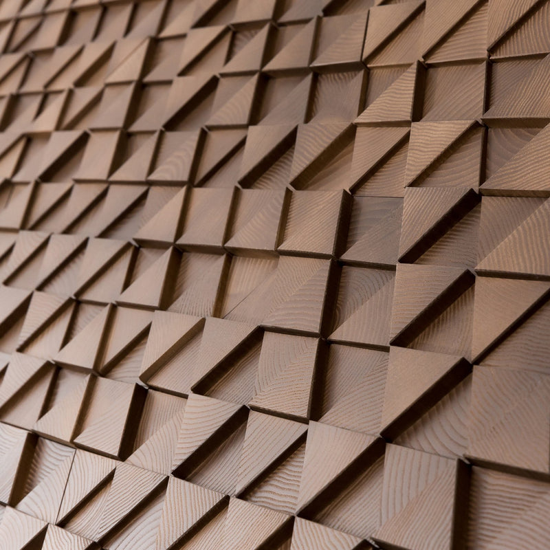 3D Wooden  Mosaic NEW YORK - Next Level Design Studio - nl-ds.com