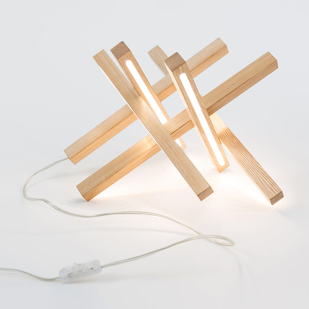 STELLAR TABLE LAMP - Next Level Design Studio  - chandeliers lighting