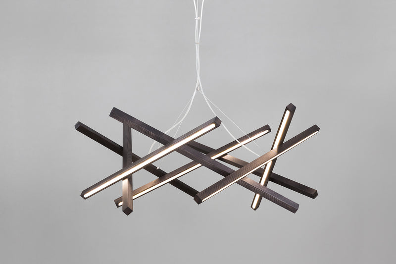 SIMPLICITY - Next Level Design Studio  - chandeliers lighting