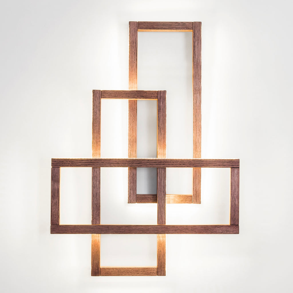 TRINITY - Next Level Design Studio Wall Sconce - chandeliers lighting