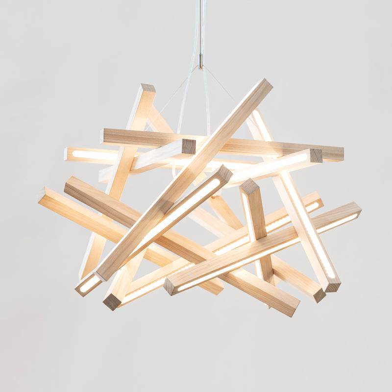 TORUS - Next Level Design Studio Chandelier - chandeliers lighting
