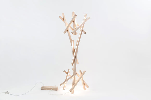 Ex-demo FLOOR LAMP GROOT
