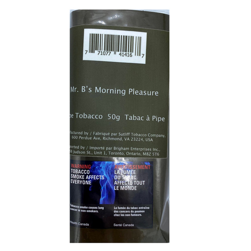 Brigham - Morning Pleasure (50g)