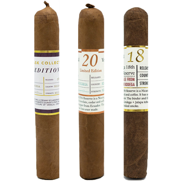 Cigar Bodega - Robusto Sampler Pack (Bundle of 15)