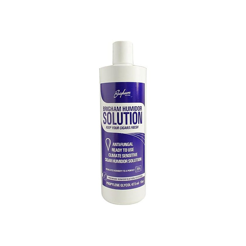 Brigham Humidor Solution 16oz