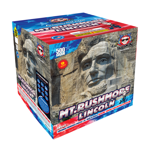 Mt Rushmore Lincoln