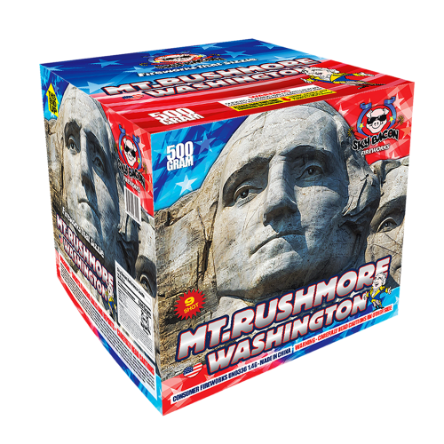Mt Rushmore Washington