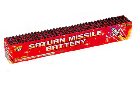 200 Shot Saturn Missiles