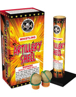 Whistling Artillery