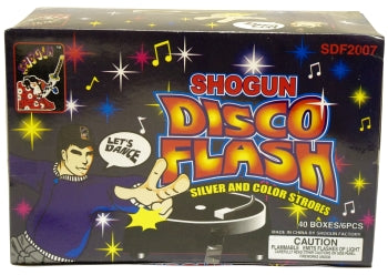Disco Flashers