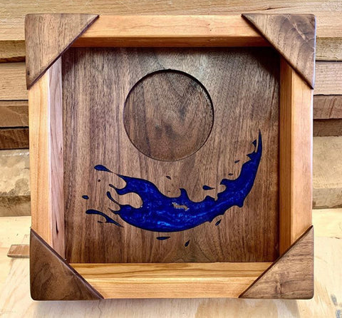 Custom Coin Shadow box