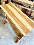 Hickory and Cherry table