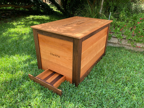 Custom Toy Box
