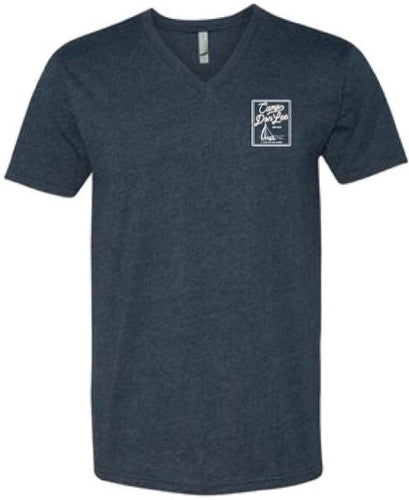 CDL - 70 Years V-Neck T-Shirt