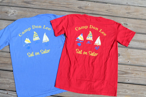 CDL - Sail On Sailor Short Sleeve