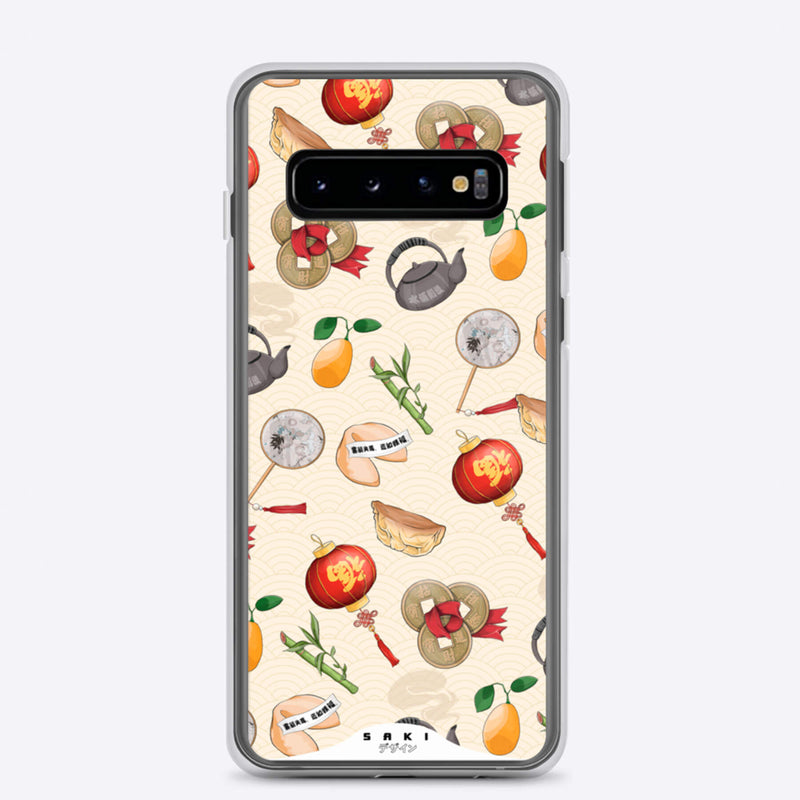 Chinese Elements (Samsung Case) - Saki Deizan