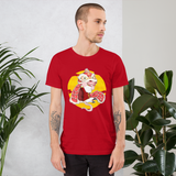 Rat's Lion Dance (Unisex T-Shirt)