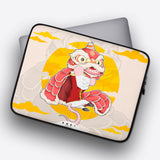 Rat's Lion Dance (Laptop Cover) - Saki Deizan