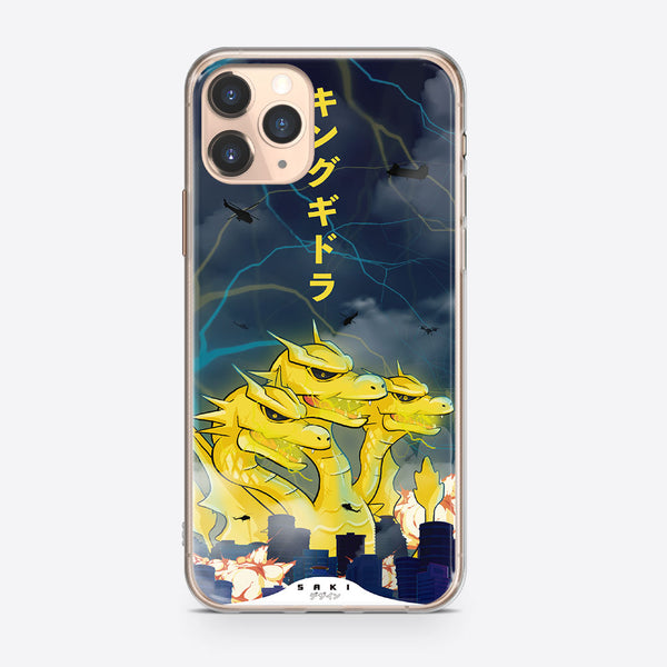 King Ghidorah - Phone Case