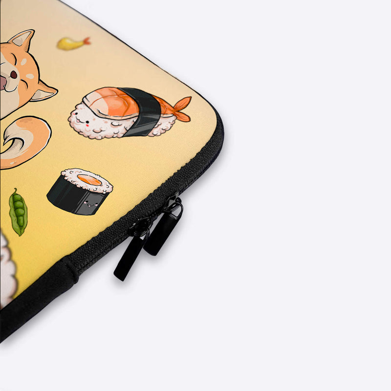 Sushi Characters (Laptop Cover)