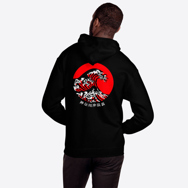 The Great Wave (Unisex Hoodie)