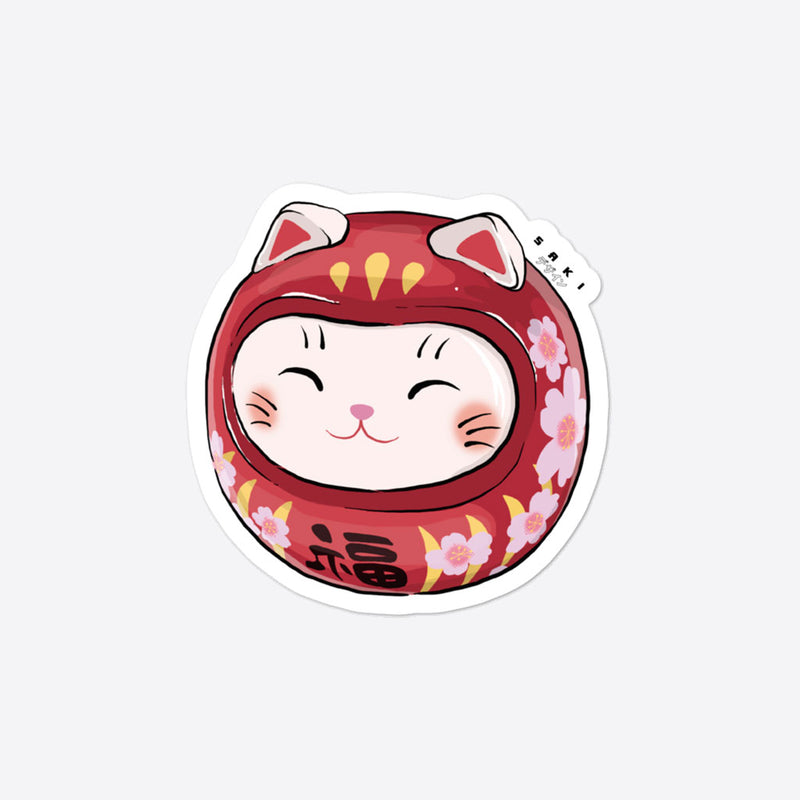 Darucat - Sticker