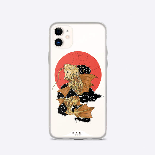Dragon Koi (iPhone Case) - Saki Deizan