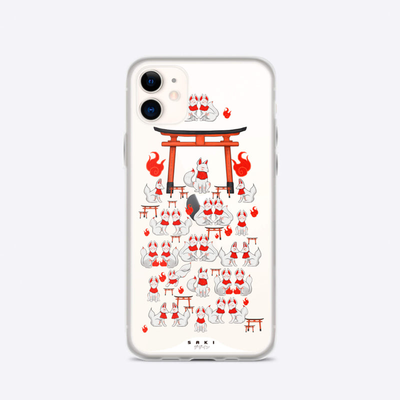 Fushimi Inari (iPhone Case) - Saki Deizan