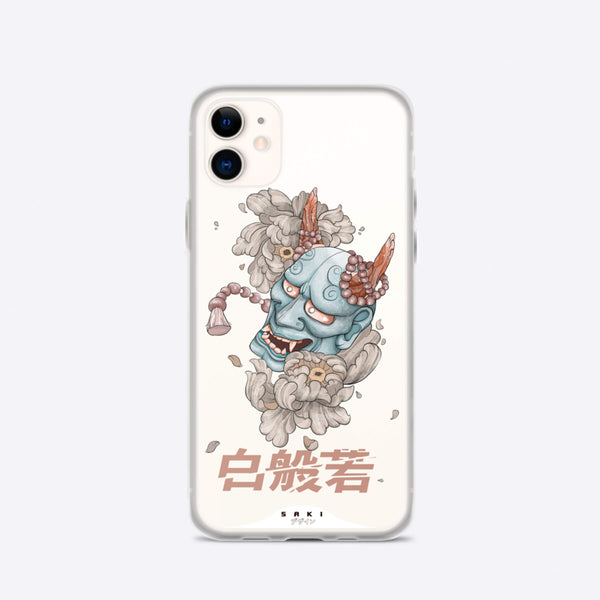 Hannya Mask (iPhone Case) - Saki Deizan