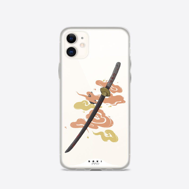 Katana (iPhone Case) - Saki Deizan