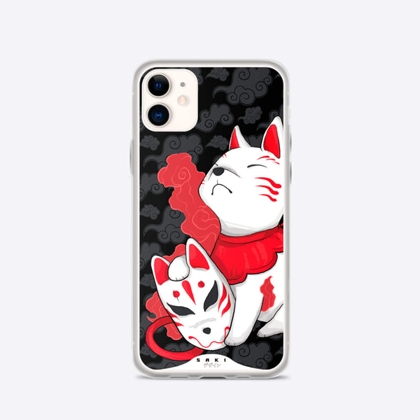 Kitsune (iPhone Case) - Saki Deizan