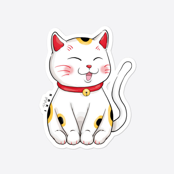 Maneki-Neko - Sticker