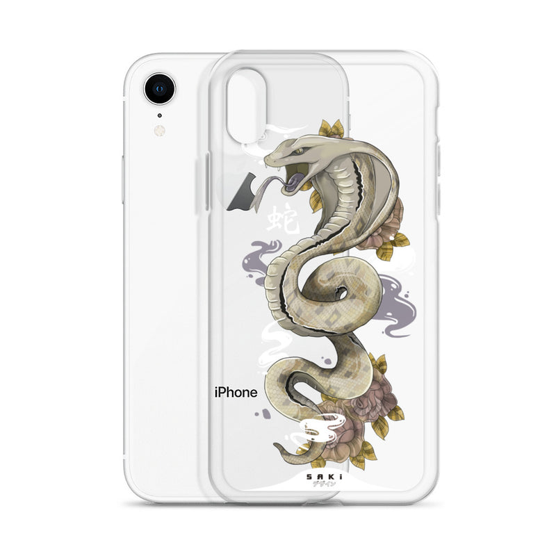 Snake Chinese Zodiac (iPhone Case)