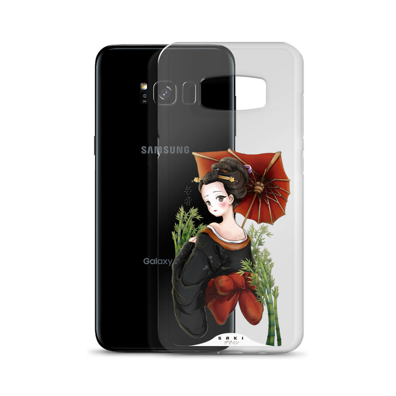 Young Geisha (Samsung Case)