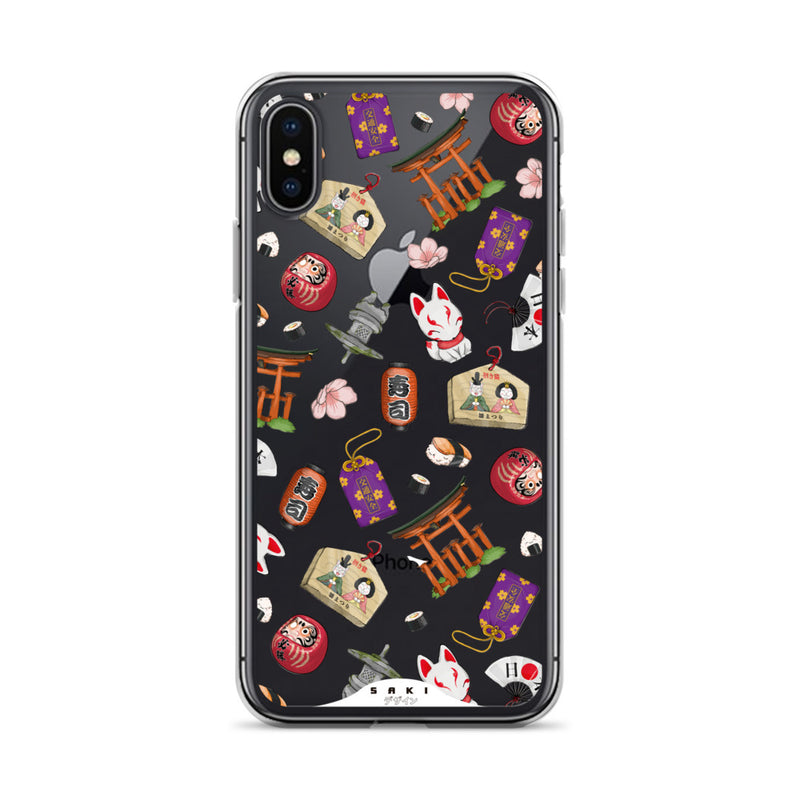 Traditional elements (iPhone Case)