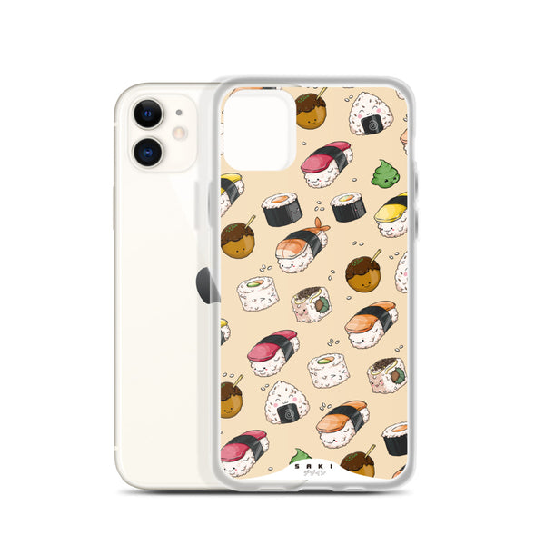 Sushis Party (iPhone Case)