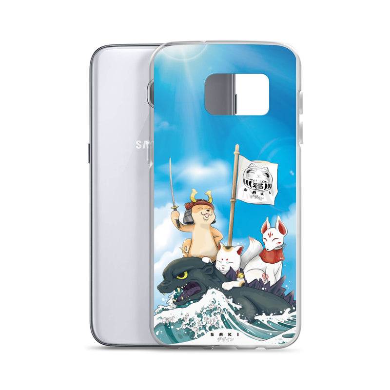 Saki Sea (Samsung Case)